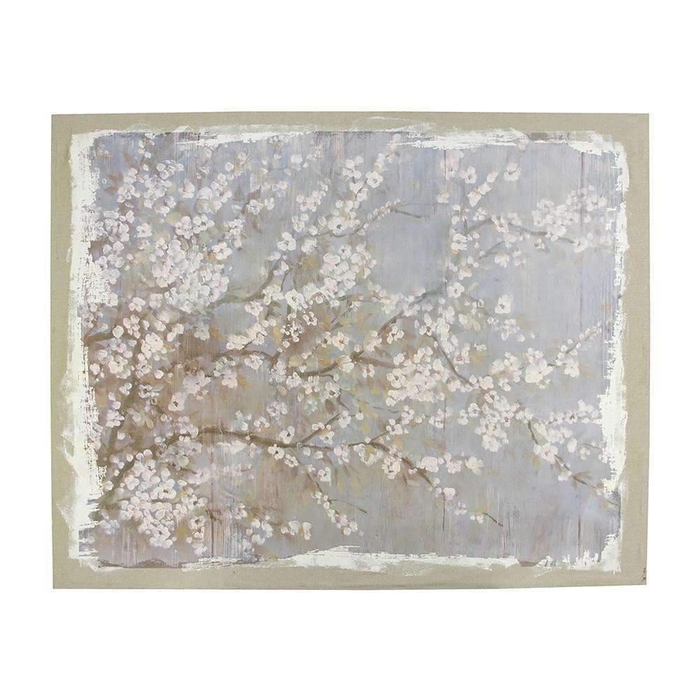 Painting Cherry Blossom | Wall Art | The Design Store NZ
