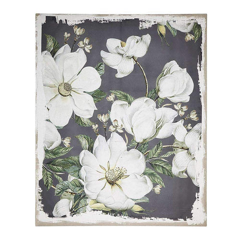 Painting Blooming Magnolia | Wall Art | The Design Store NZ