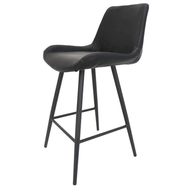 Ethan Barstool Black - The Design Store NZ