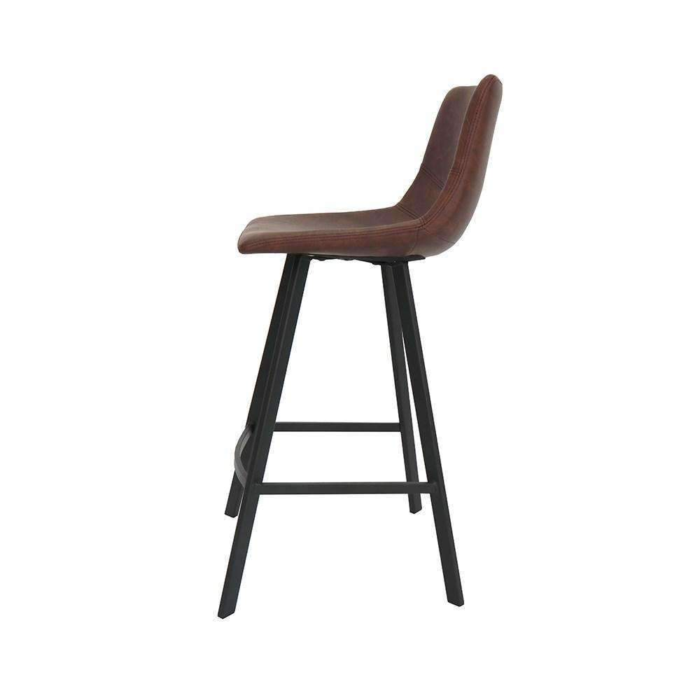 Ben Barstool Brown | Barstools | The Design Store NZ