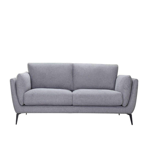 Maine 2 Seater Sofa Dark Grey | Fabric Sofas | The Design Store NZ