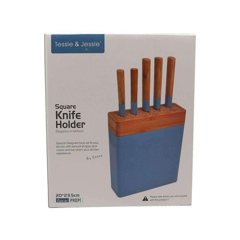 Chopping Board And 4 Knife Block Set | Kitchenware | The Design Store NZ