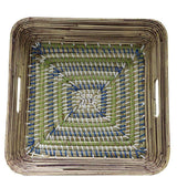Mekong Seagrass Tray 40cm | Tableware | The Design Store NZ
