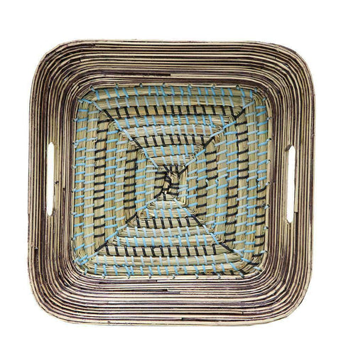 Mekong Seagrass Tray 35cm | Tableware | The Design Store NZ