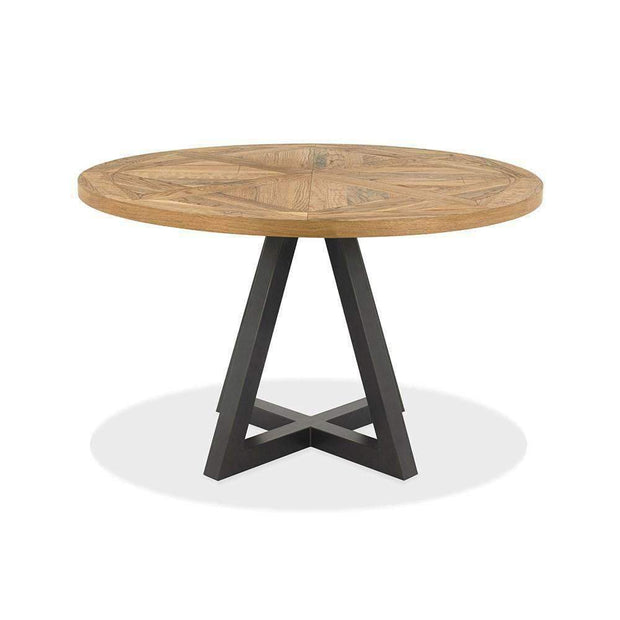 PRE ORDER Marbella Round Dining Table - The Design Store NZ