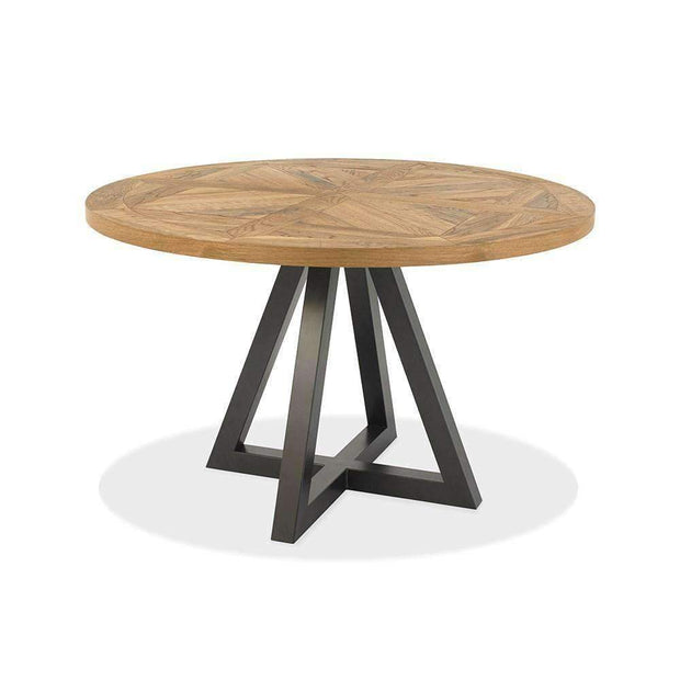 PRE ORDER Marbella Round Dining Table | Dining Tables | The Design Store NZ