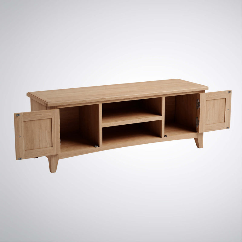 Vig TV Unit 120cm | Entertainment Units | The Design Store NZ