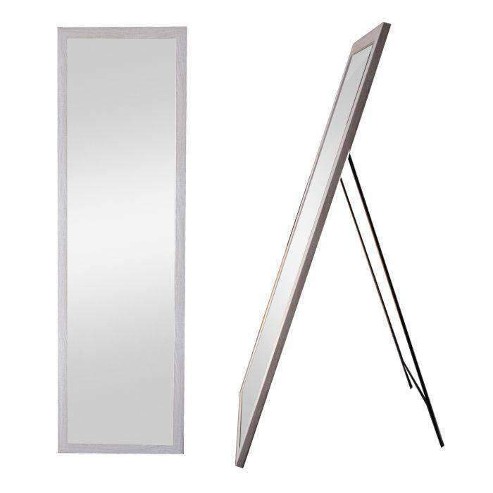 Freestanding Mirror Natural - CLICK & COLLECT ONLY | Mirrors | The Design Store NZ