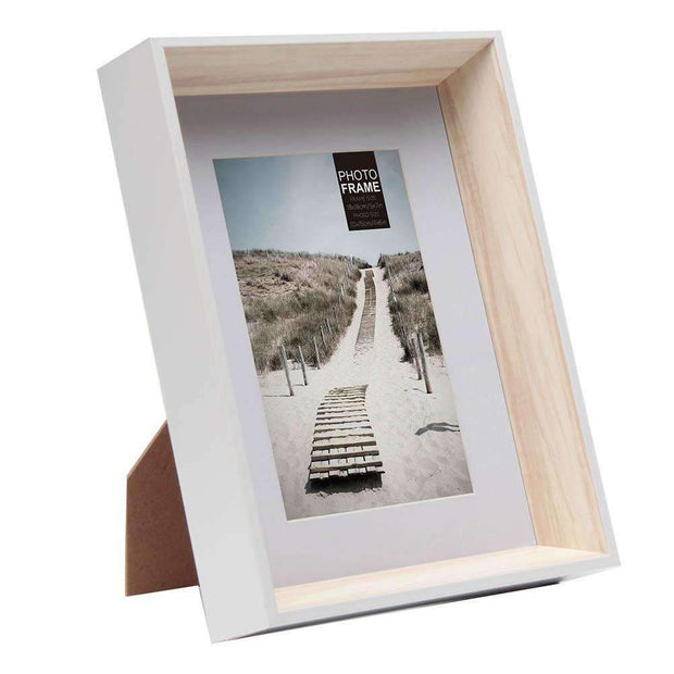 Photo Frame Sand Dunes With Mat - The Design Store NZ