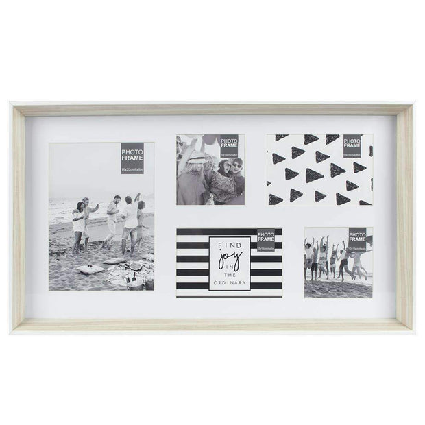 Collage Photo Frame Find Joy - The Design Store NZ