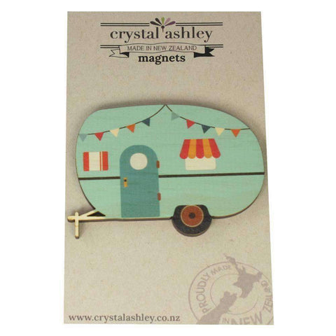 Caravan Magnet | Fridge Magnets | The Design Store NZ