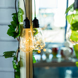 5m Vintage Pendant Twinkle Festoons | Lighting | The Design Store NZ