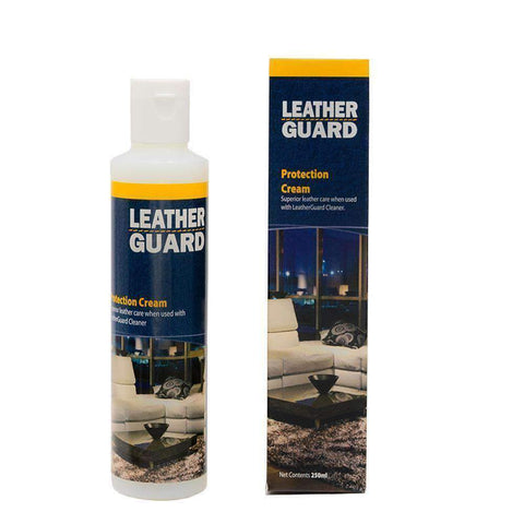 Leather Guard Leather Protection Cream 250ml | Furniture Care | The Design Store NZ