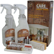 Premium Care Indoor Timber Polish Cleaner Kit | Furniture Care | The Design Store NZ