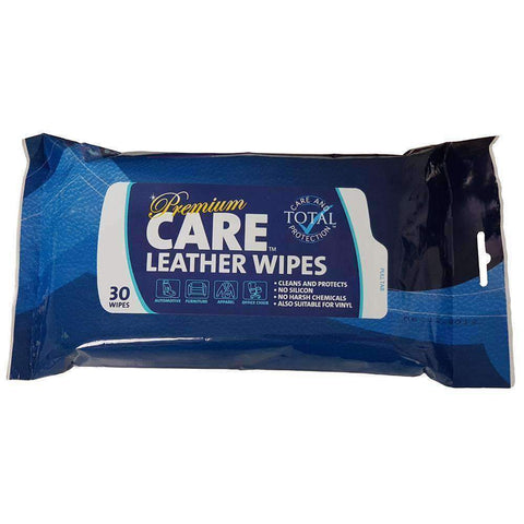 Premium Care Leather Wipes | Furniture Care | The Design Store NZ