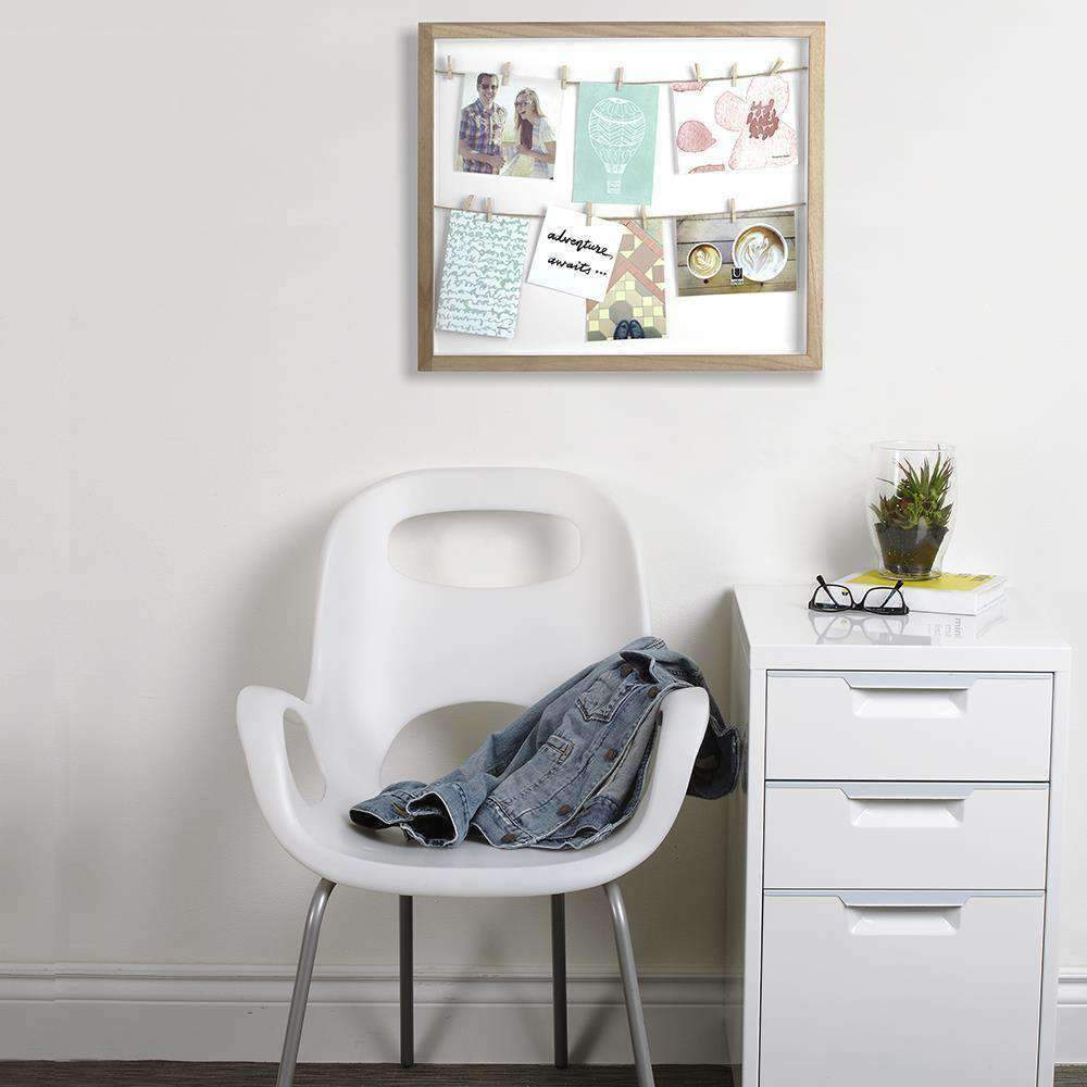 Clothesline Photo Display | Photo Frames | The Design Store NZ