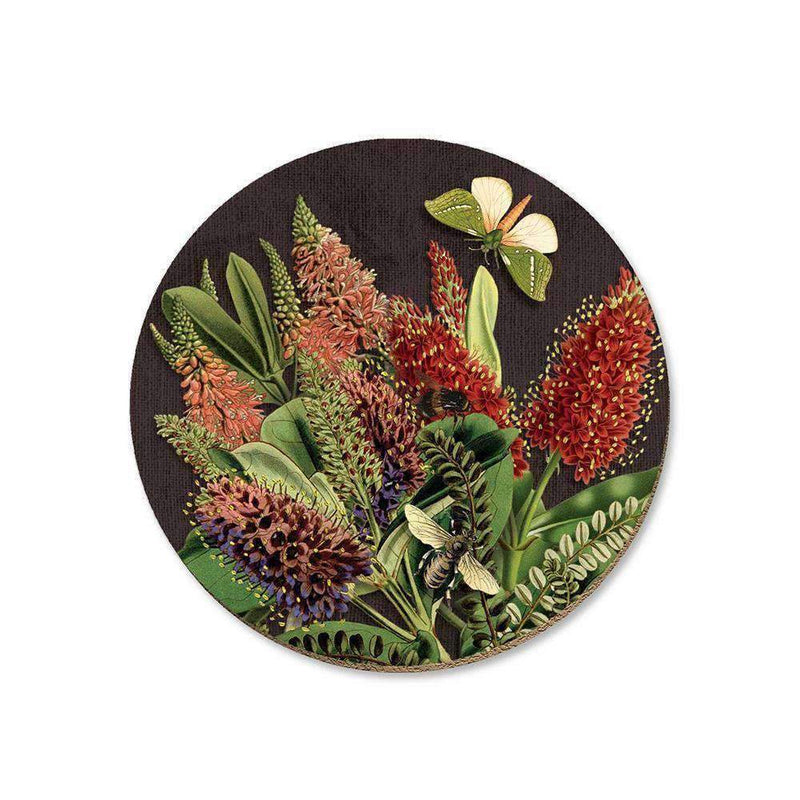 Hebe and Moth Coaster | Coasters | The Design Store NZ
