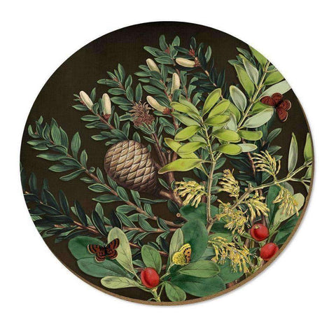 Pine Cone and Berries Placemat | Placemats | The Design Store NZ