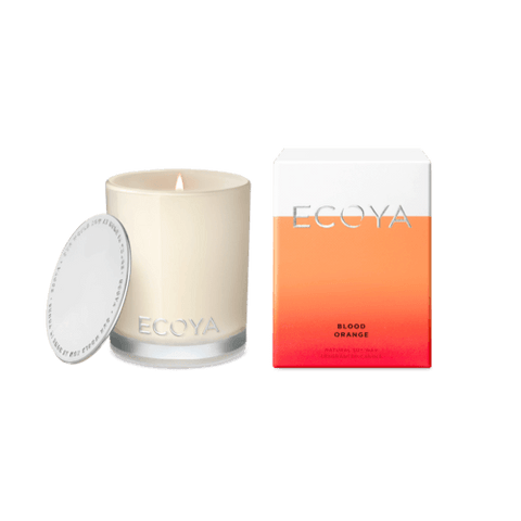 Blood Orange Mini Madison Candle Jar | Candles | The Design Store NZ