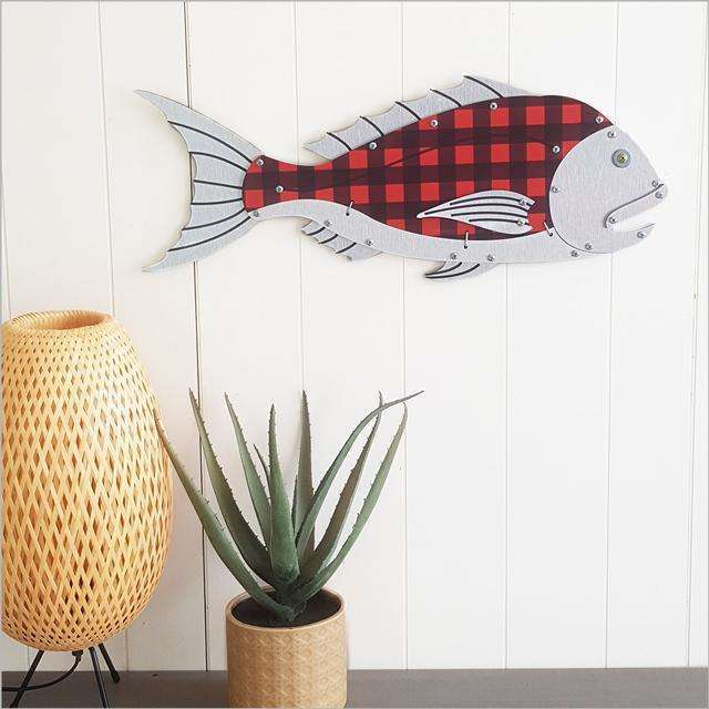 Layered Snapper | Wall Art | The Design Store NZ