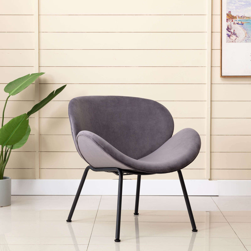 Martika Occasional Chair Viola Grey | Armchairs and Occasional Chairs | The Design Store NZ