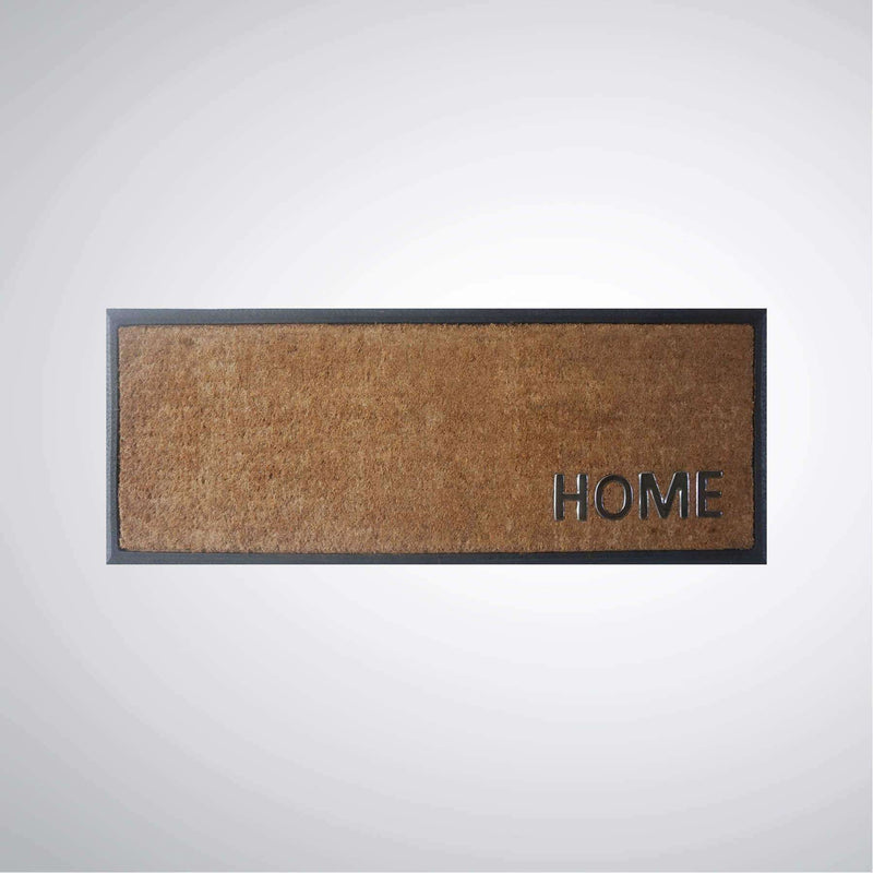 Moulded Coir Mat Home Mat 120cm | Doormats | The Design Store NZ