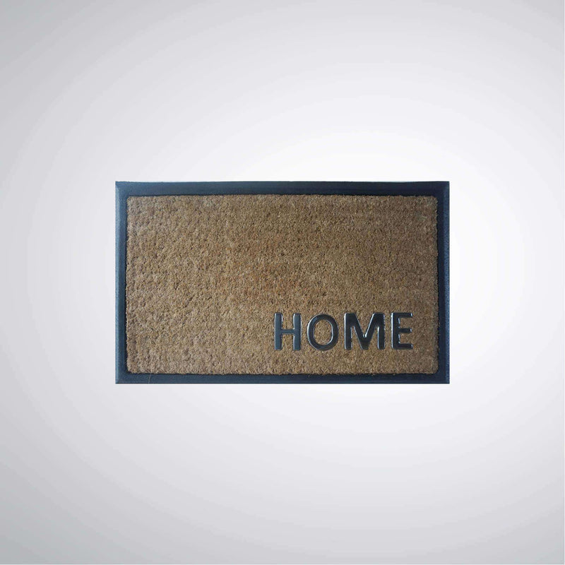 Moulded Coir Mat Home Mat 75cm | Doormats | The Design Store NZ