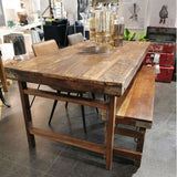 Mumbai Rect Dining Table 180cm | Dining Tables | The Design Store NZ