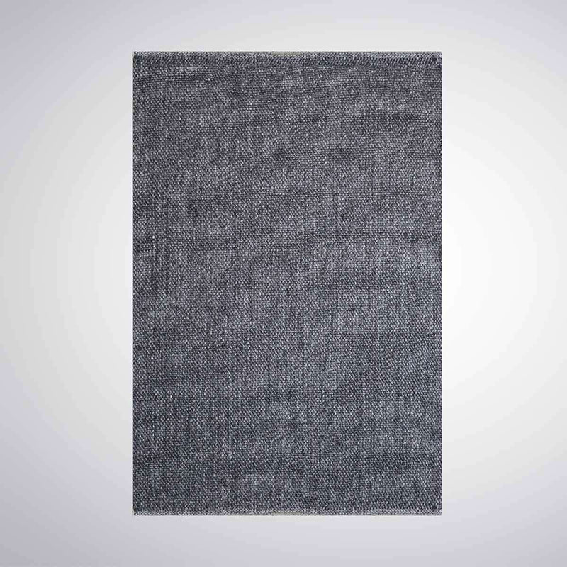 Nebraska Charcoal Rug 250x350cm | Rugs and Mats | The Design Store NZ