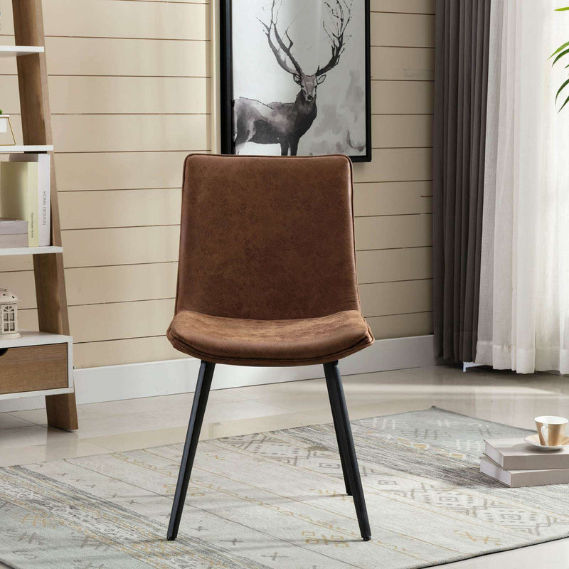 Normanby Dining Chair Tan | Dining Chairs | The Design Store NZ