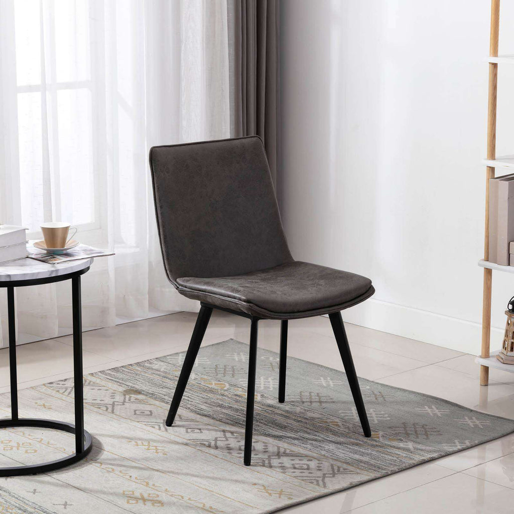 Normanby Dining Chair Grey | Dining Chairs | The Design Store NZ