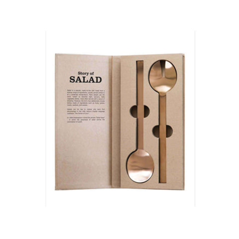 Salad Serving Set S/2 | Servingware | The Design Store NZ