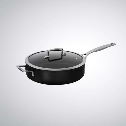 Pyrolux Saute Pan with Lid 28cm | Kitchenware | The Design Store NZ
