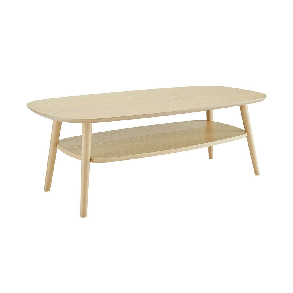 Valstad Coffee Table With Shelf | Coffee Tables | The Design Store NZ