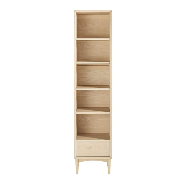 Valstad Narrow Bookcase - The Design Store NZ