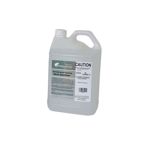 Anti-Bacterial Foaming Hand Sanitizer 5L | Hand Sanitisers & Face Masks | The Design Store NZ