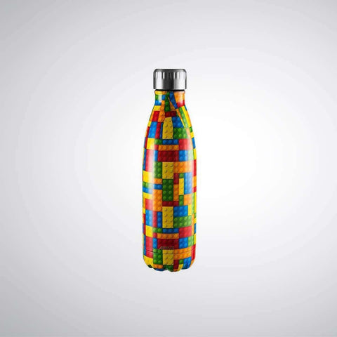 Avanti Fluid Bottle 500ml B Blocks | Drink Bottles | The Design Store NZ