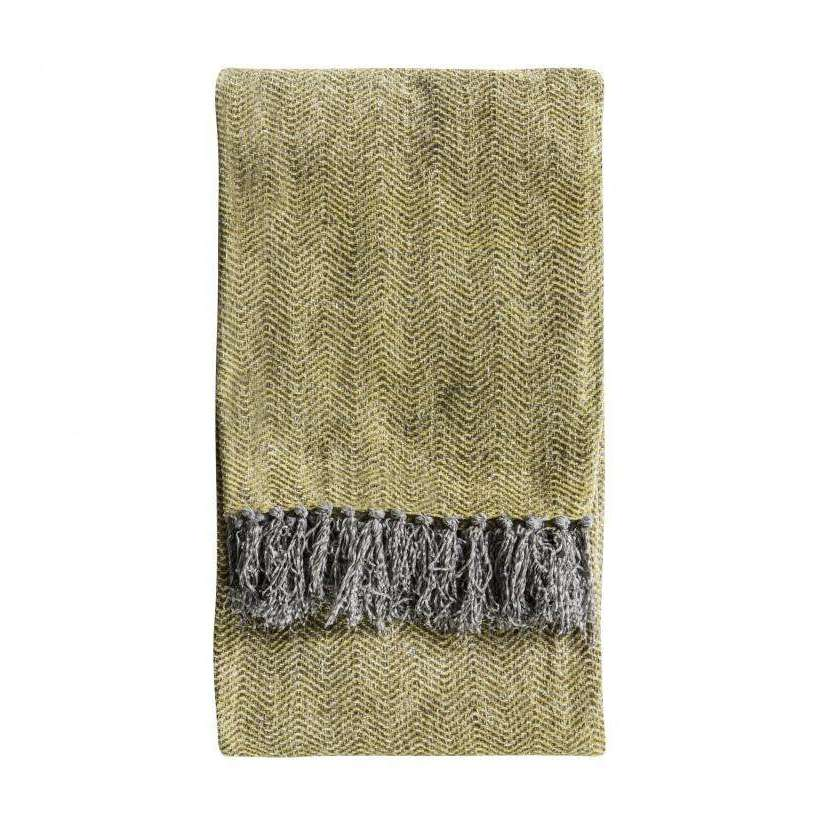 Chenille Herringbone Throw | Throws | The Design Store NZ