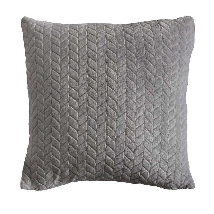 Embossed Chevron Cushion | Cushions | The Design Store NZ
