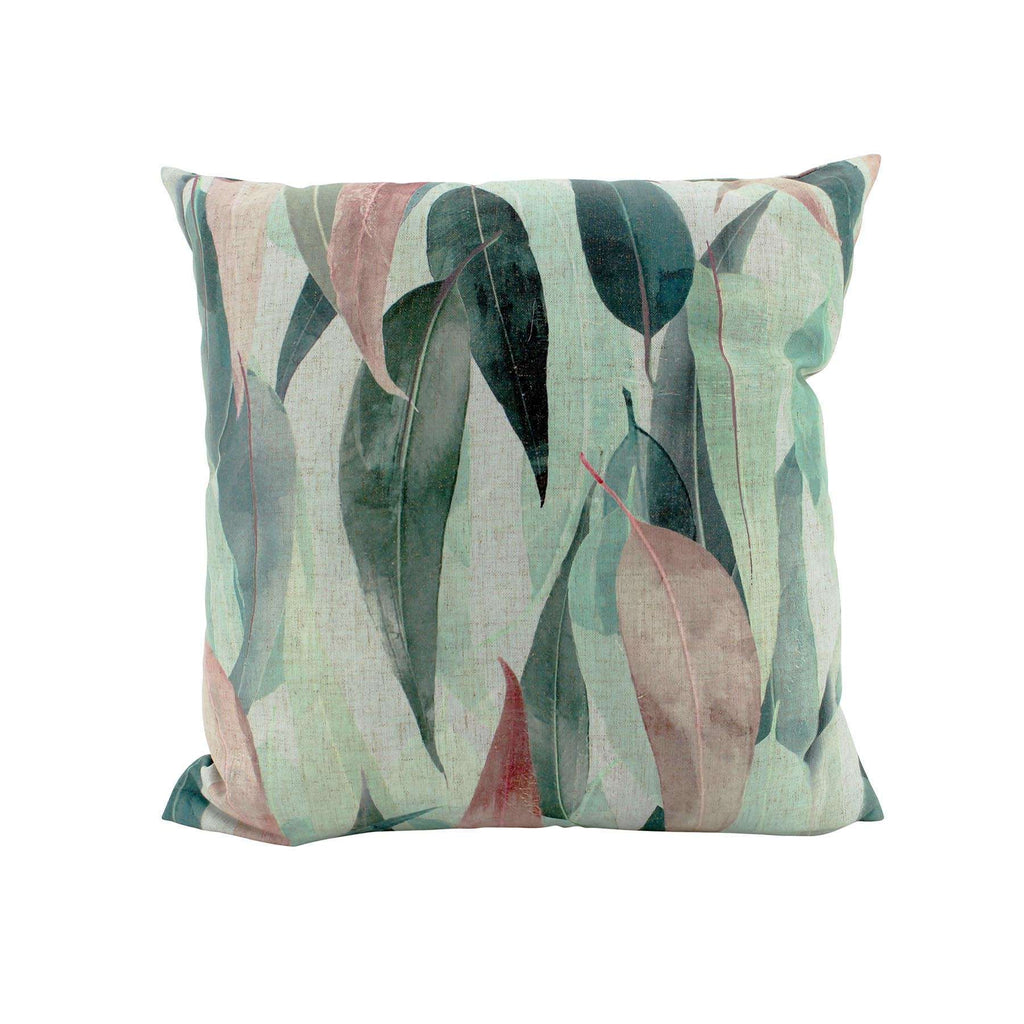 Eucalyptus Linen Cush Cushion | Cushions | The Design Store NZ