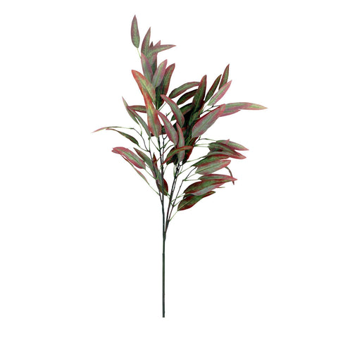 Gum Leaf Spray Mulberry | Faux Flowers and Plants | The Design Store NZ