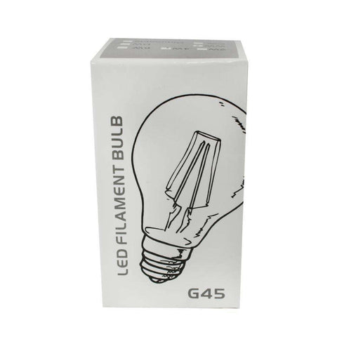 Light Bulb 4W/B22 Base Warm White | Light Bulbs | The Design Store NZ