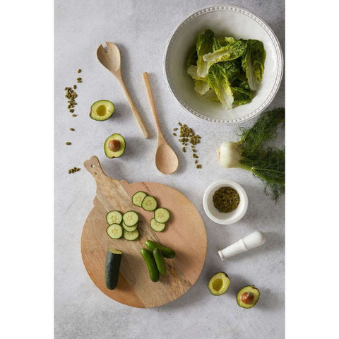 Mason Mango Wood Round Board | Tableware | The Design Store NZ