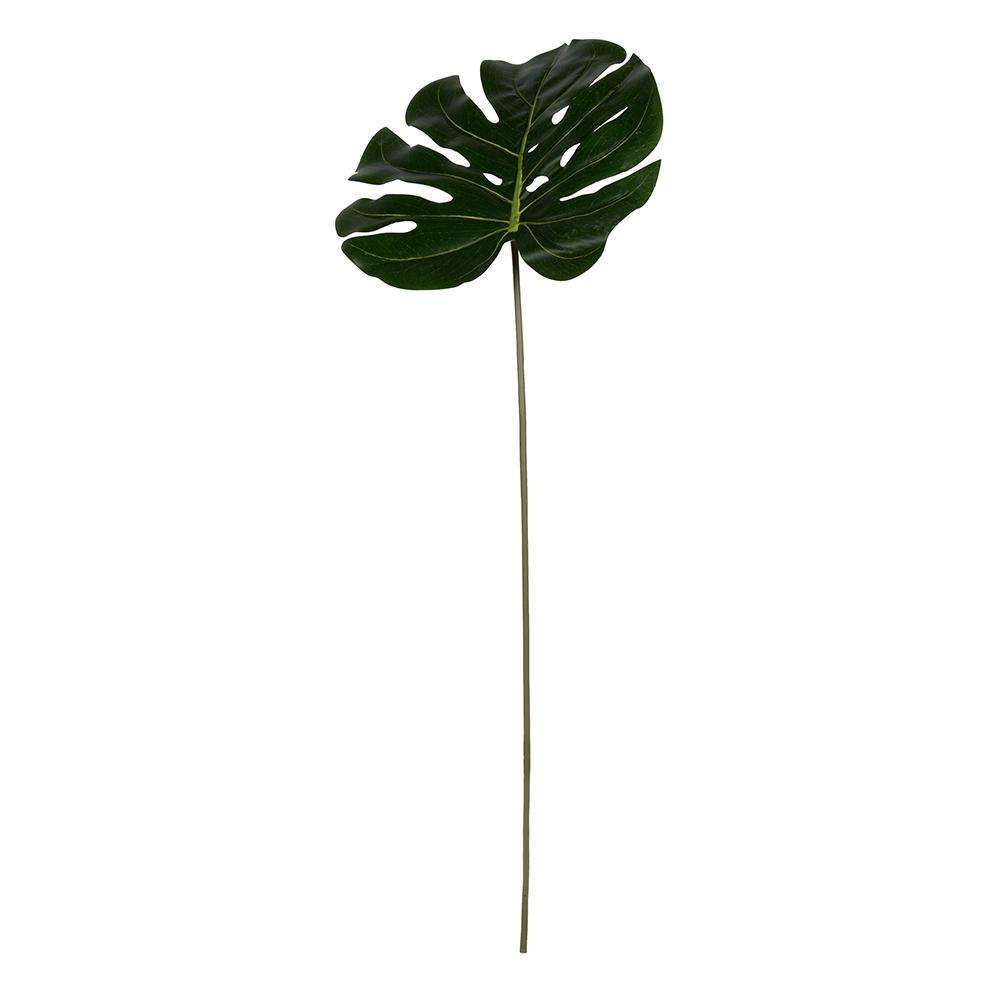 Monsteria Leaf Stem | Faux Flowers and Plants | The Design Store NZ