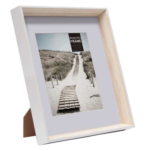 Photo Frame Sand Dunes With Mat | Photo Frames | The Design Store NZ