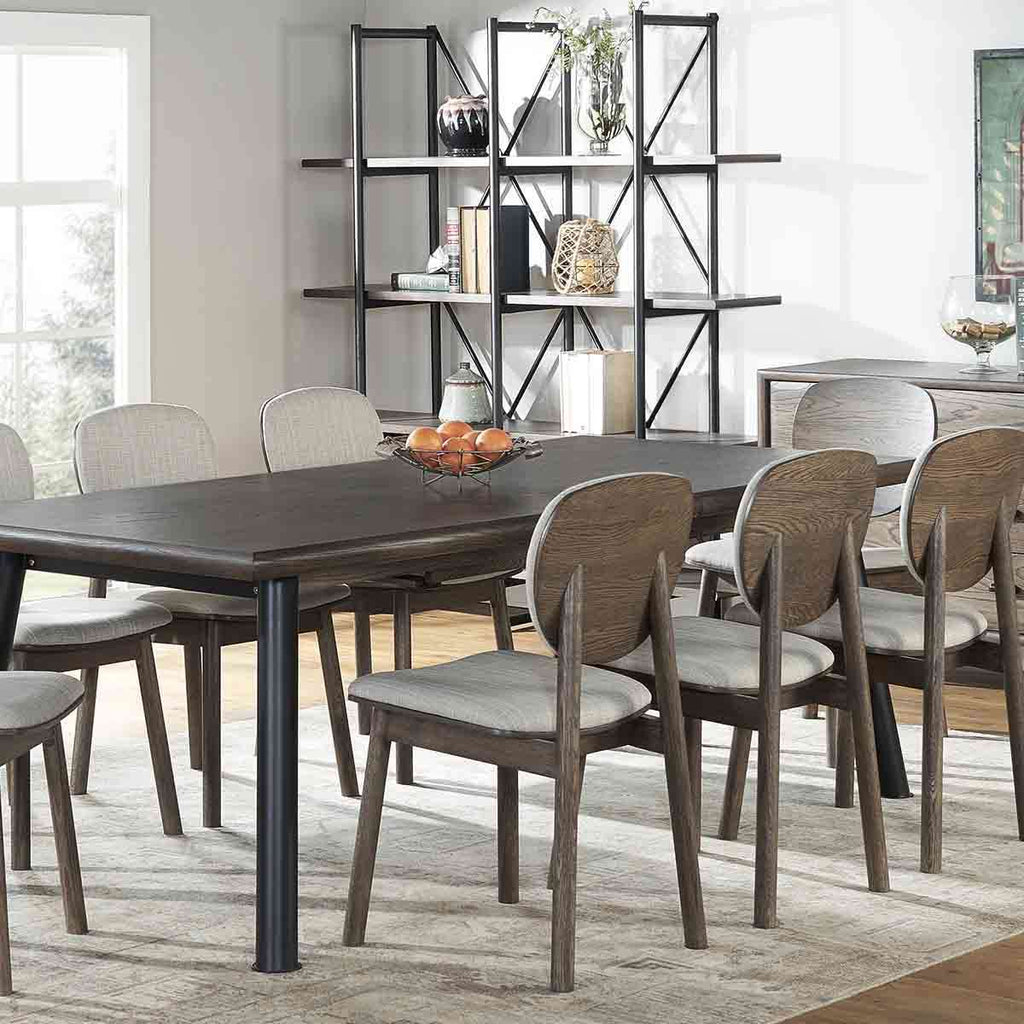 Granada Extension Dining Table Furniture The Design Store Nz