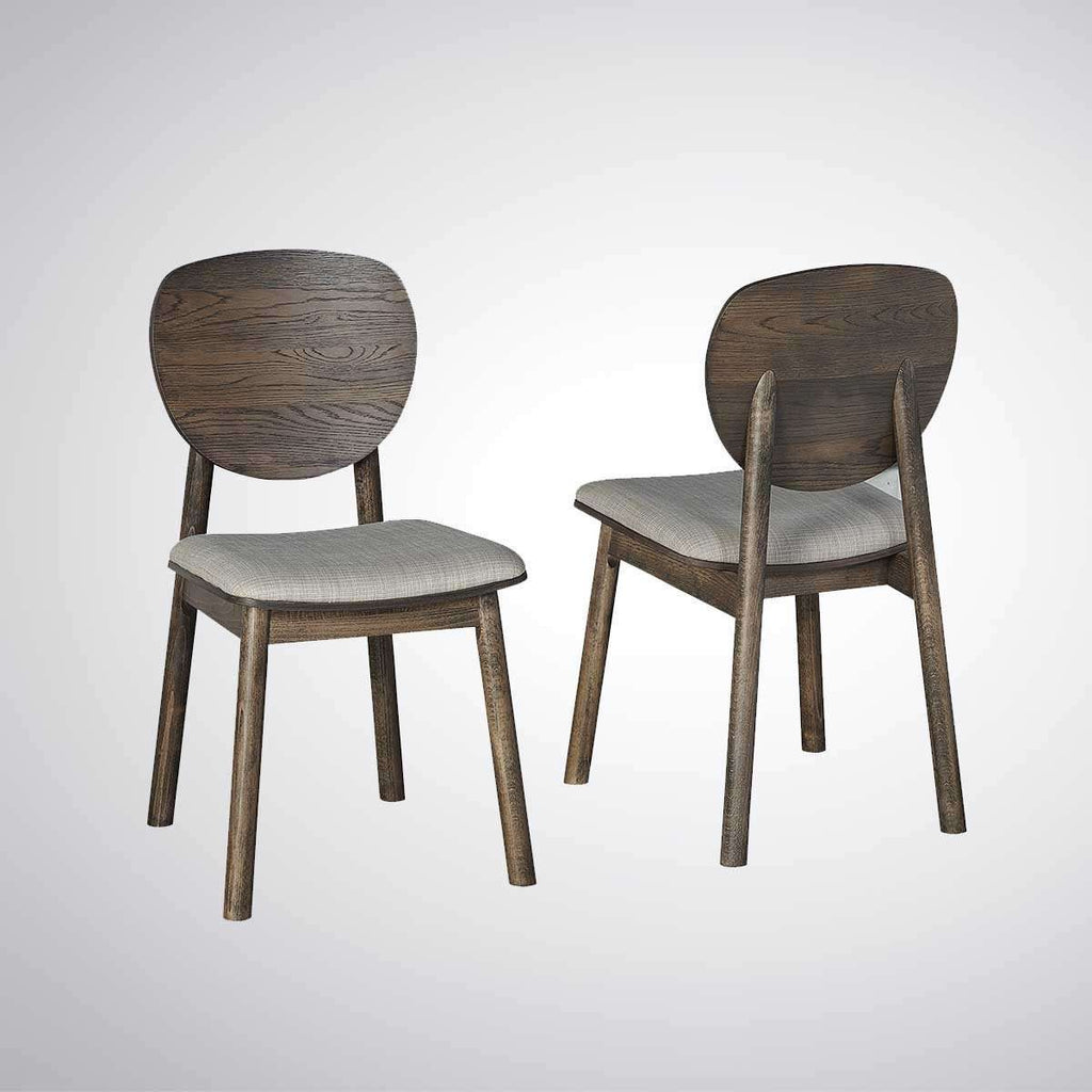 Granada Panel Back Dining Chair | Dining Chairs | The Design Store NZ