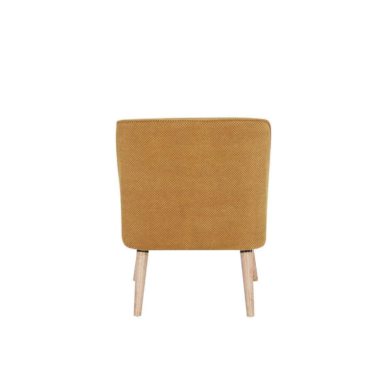 Halifax Occasional Chair Yellow | Armchairs and Occasional Chairs | The Design Store NZ