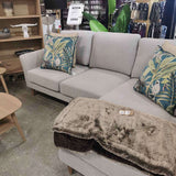 PRE ORDER Nebraska Reversible Chaise | Fabric Sofas | The Design Store NZ