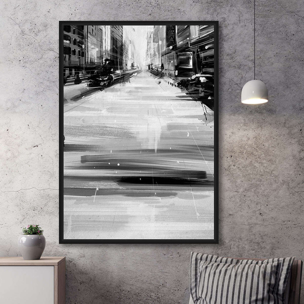 Quiet Street | Wall Art | The Design Store NZ